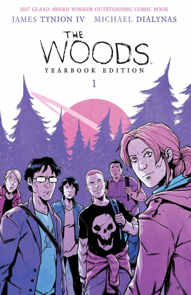 The Woods Yearbook Edition Book One SC