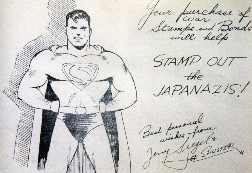 gov comics superman propaganda