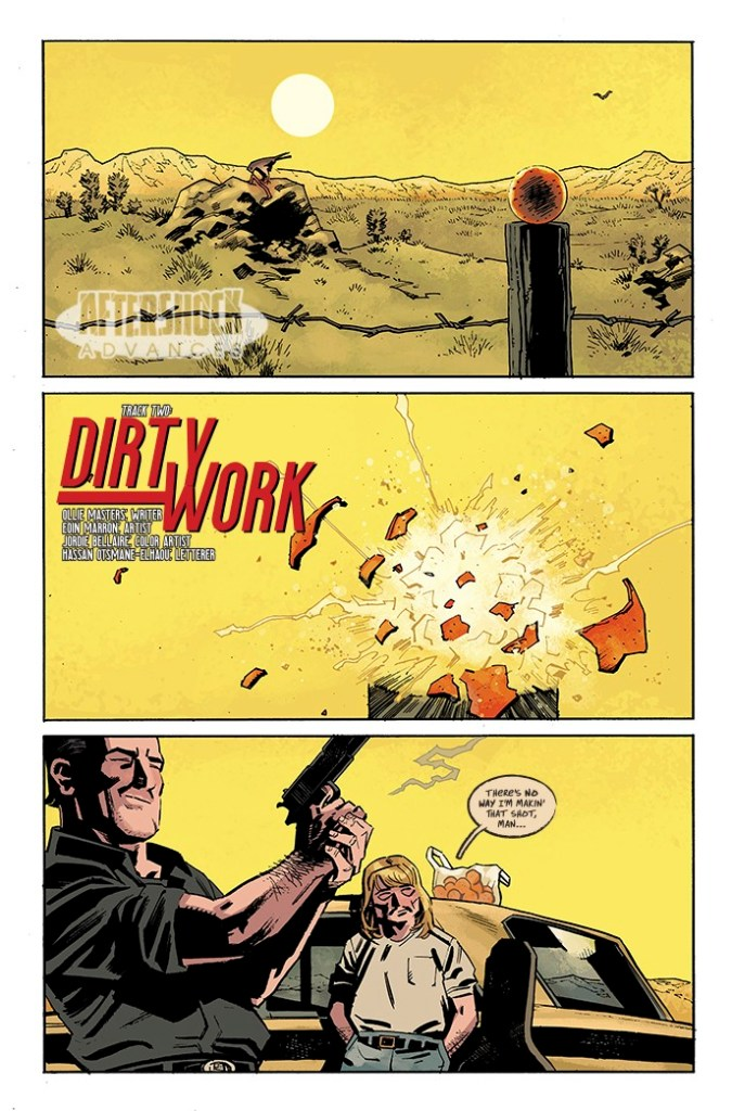 Killer Groove #2 page 1