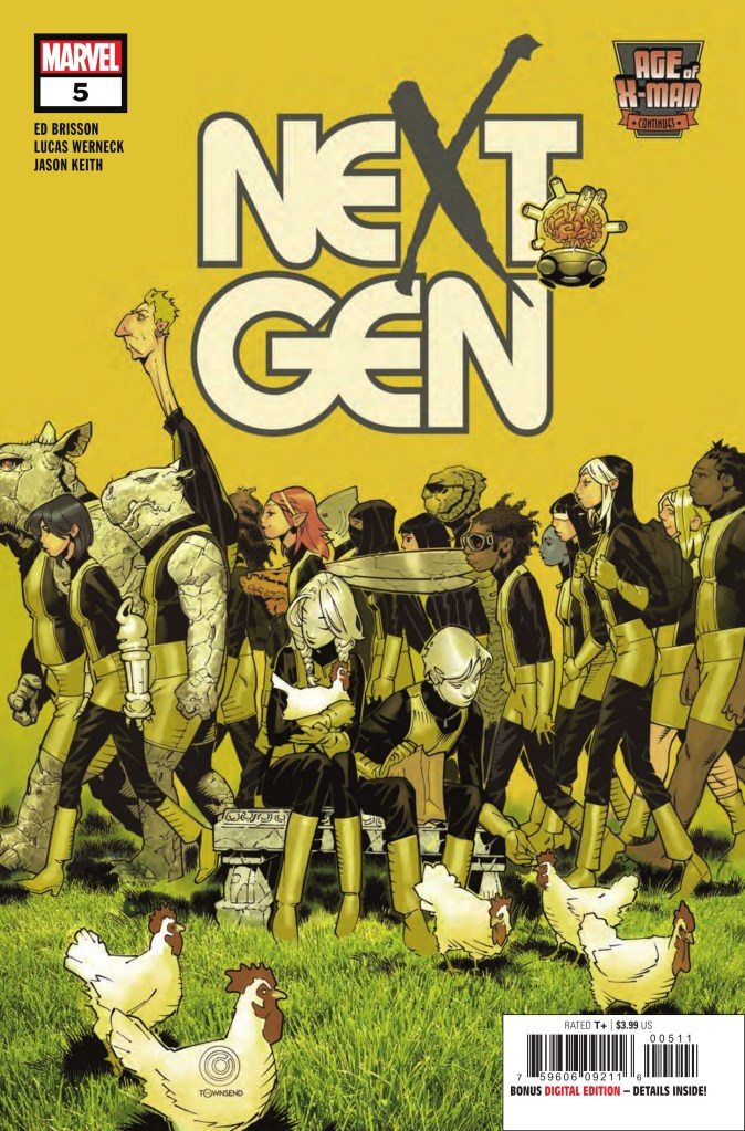 Age of X-Man: Nextgen #5 (of 5)