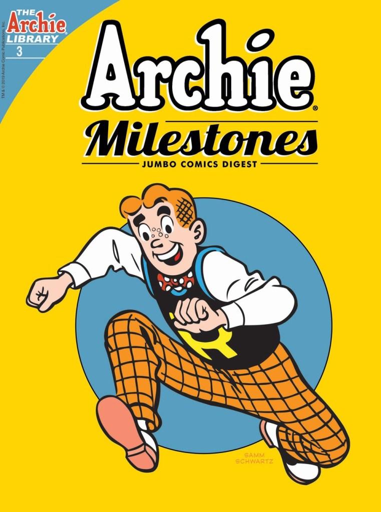 ARCHIE MILESTONES JUMBO COMICS DIGEST #3