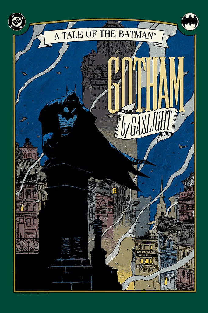 Batman: Gotham by Gaslight by Mike Mignola