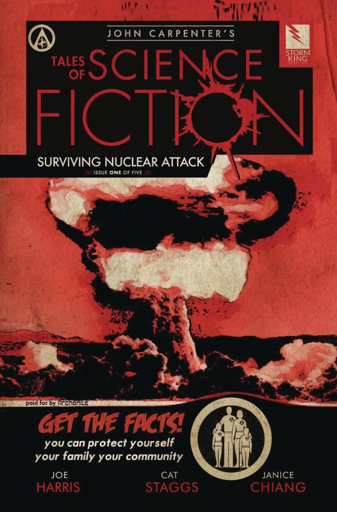 Tales of Science Fiction: Surviving Nuclear Attack #1