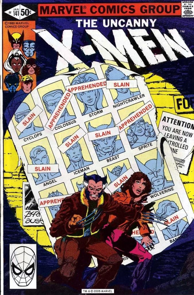 The Uncanny X-Men #141