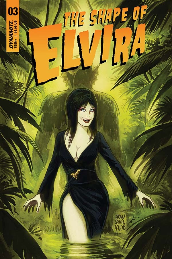 The Shape Of Elvira #3