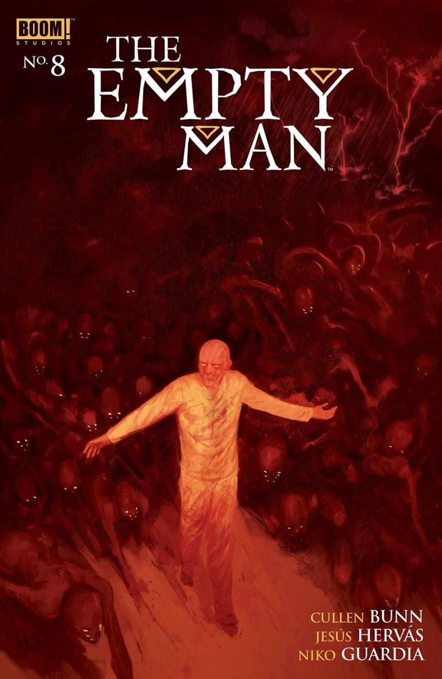 The Empty Man #8