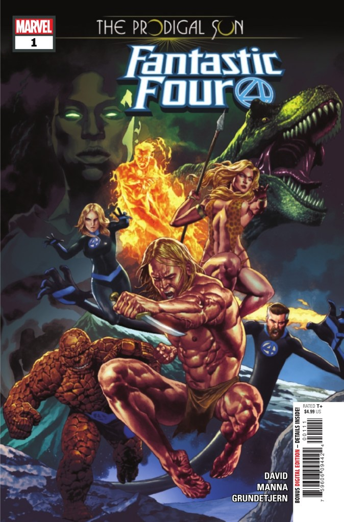 Fantastic Four: Prodigal Sun #1