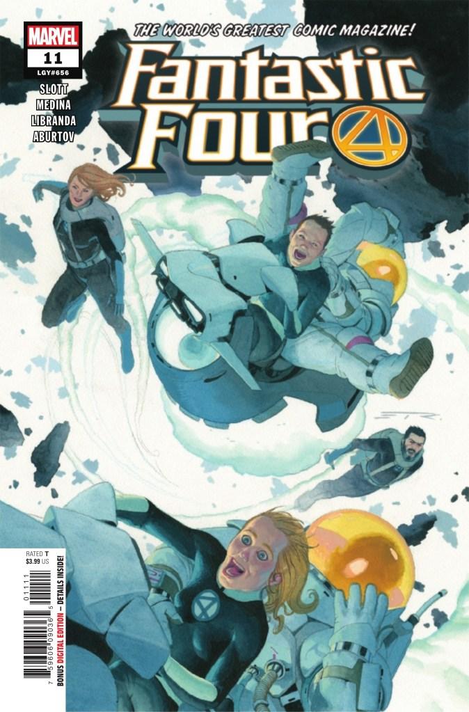 Fantastic Four #11