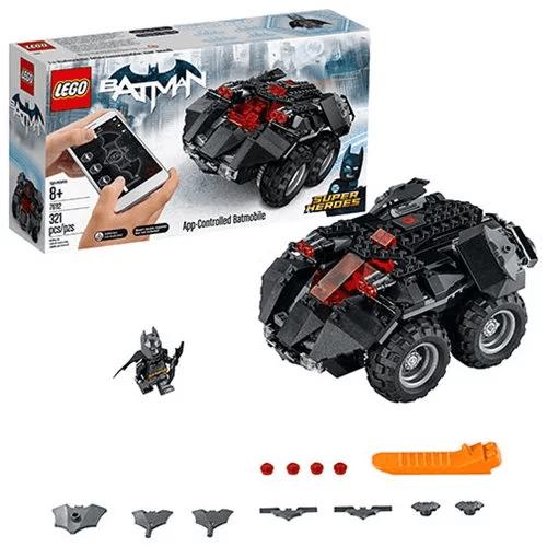 LEGO DC Comics App-Controlled Batmobile