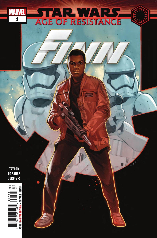 Star Wars Age of Resistance Finn