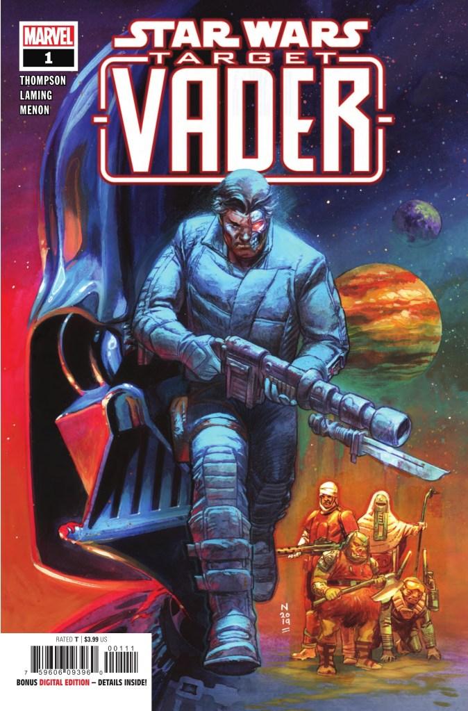 Star Wars: Target Vader #1