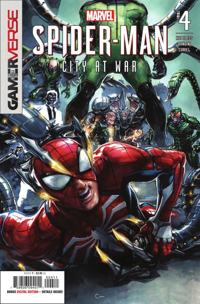 Spider-Man: City at War #4 (of 6)