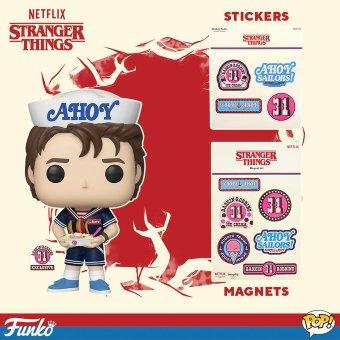 Pop! Stranger Things Baskin-Robbins Exclusive Steve