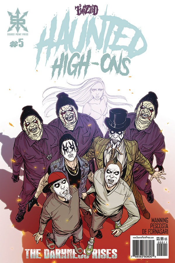 TWIZTID: HAUNTED HIGH-ONS DARKNESS RISES #5