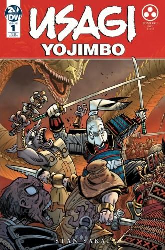 Usagi Yojimbo #1