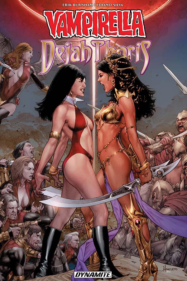 Vampirella/Dejah Thoris TP