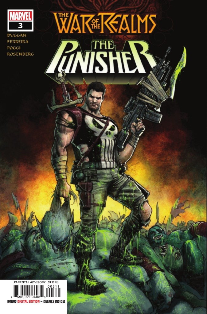 War of the Realms: The Punisher #3 (of 3)