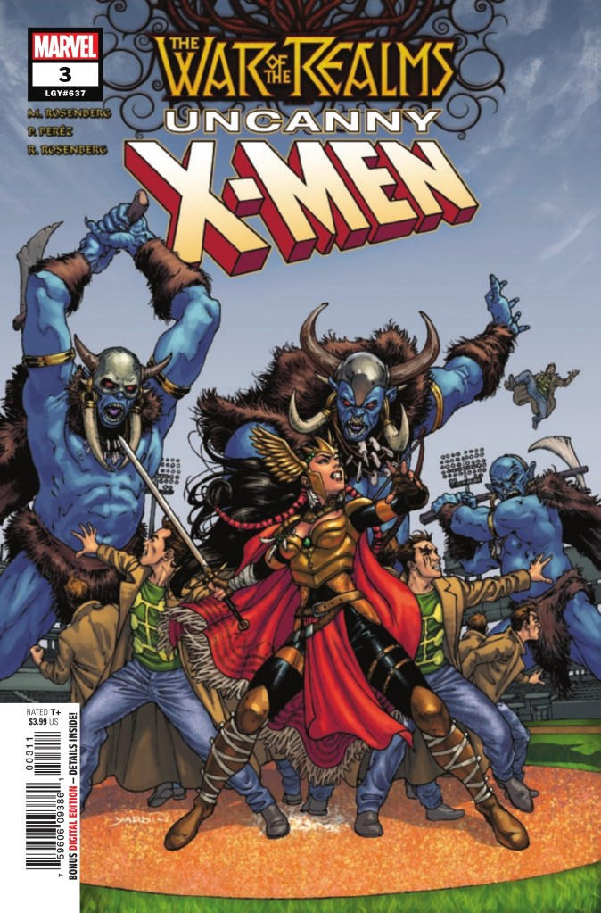 War of the Realms: Uncanny X-Men #3