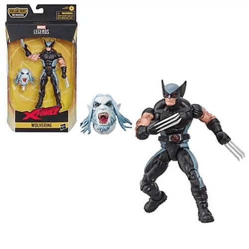 X-Force Marvel Legends Wolverine