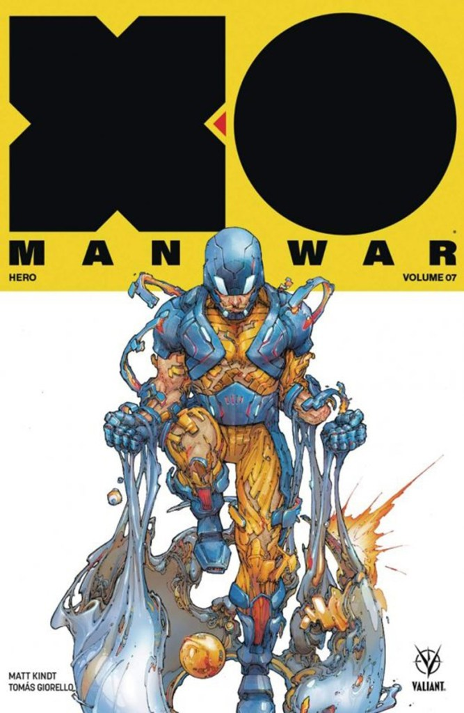 X-O MANOWAR (2017) VOL. 7: HERO TPB