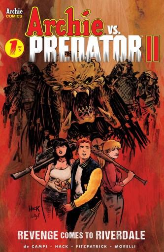 Archie vs. Predator 2 #1