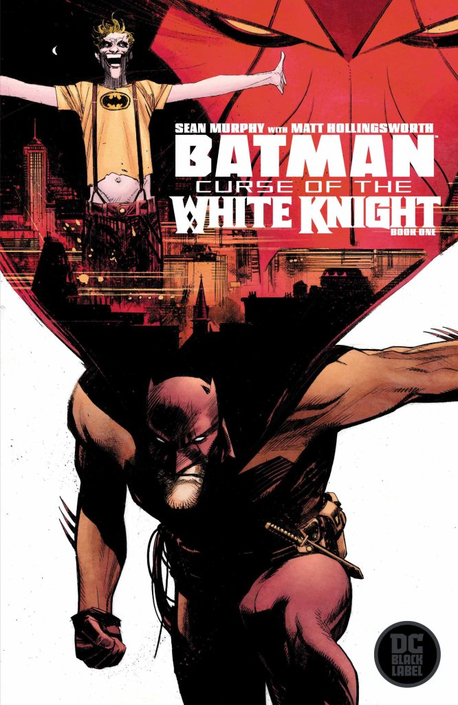 Batman: Curse of the White Knight #1 (of 8)