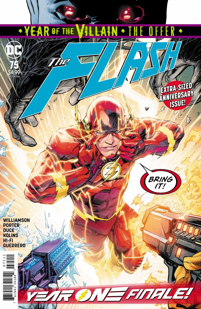 The Flash #75