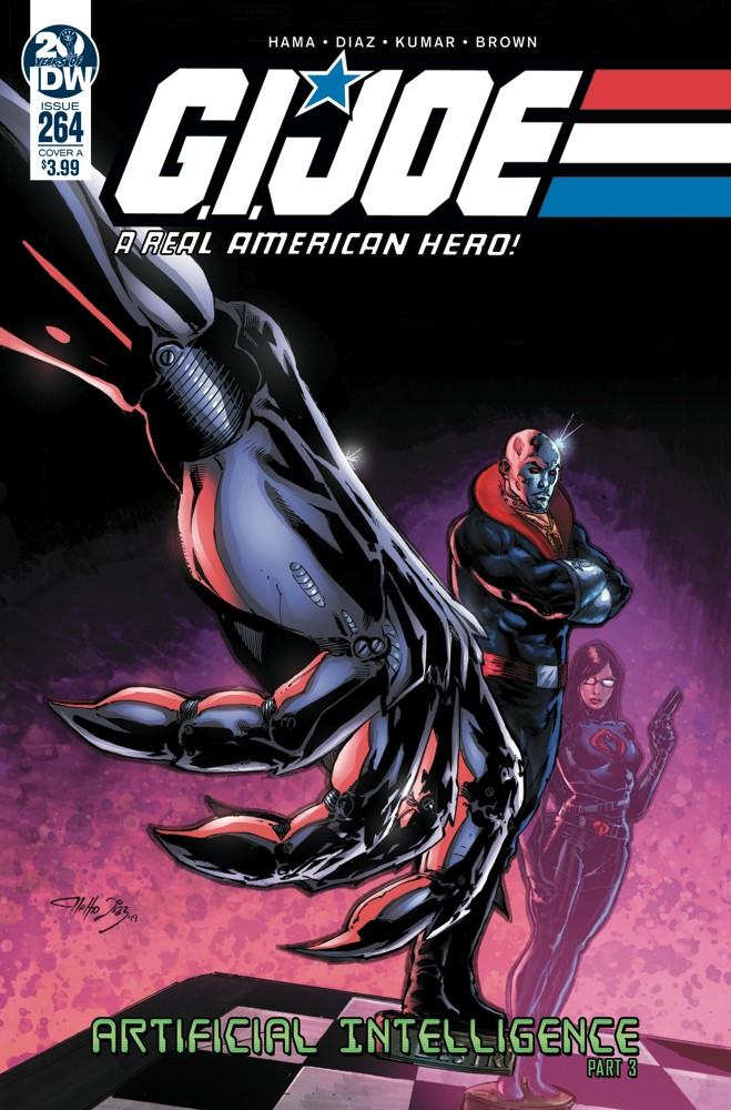G.I. Joe: A Real American Hero #264