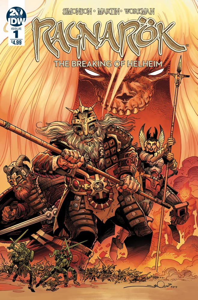 Ragnarok: The Breaking of Helheim #1