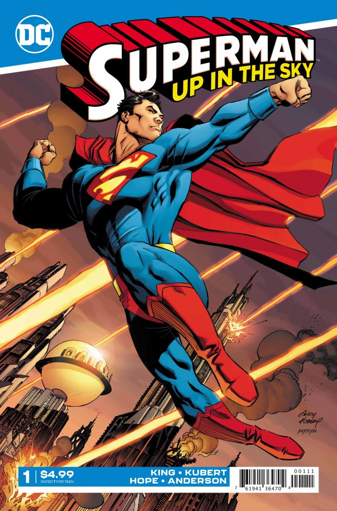 Superman: Up in the Sky #1 (of 6)