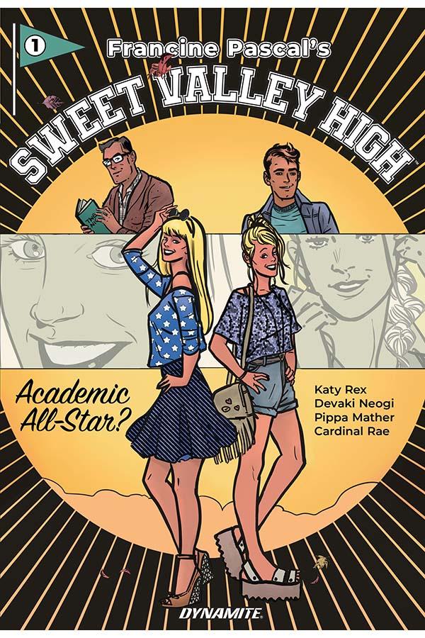 Sweet Valley High – Academic All-Star? Original Graphic Novel