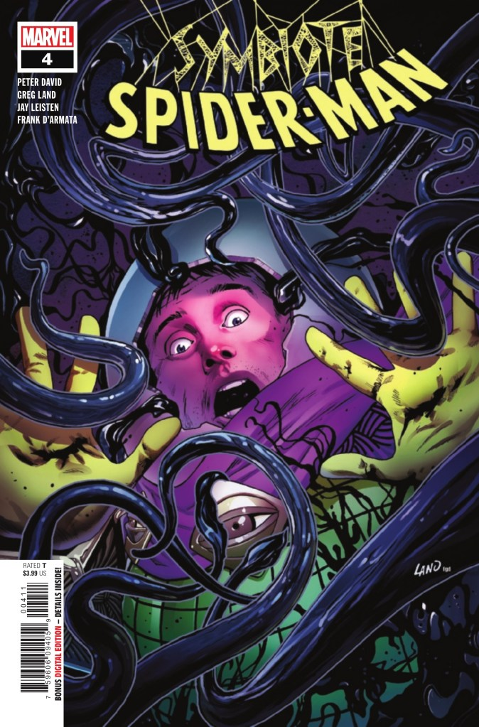 Symbiote Spider-Man #4 (of 5)