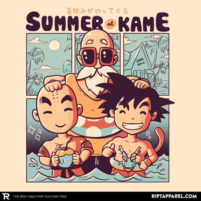 Summer at Kame