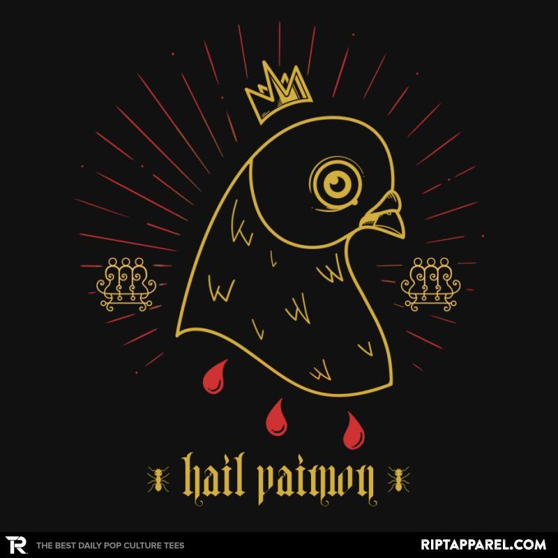 Hail Paimon