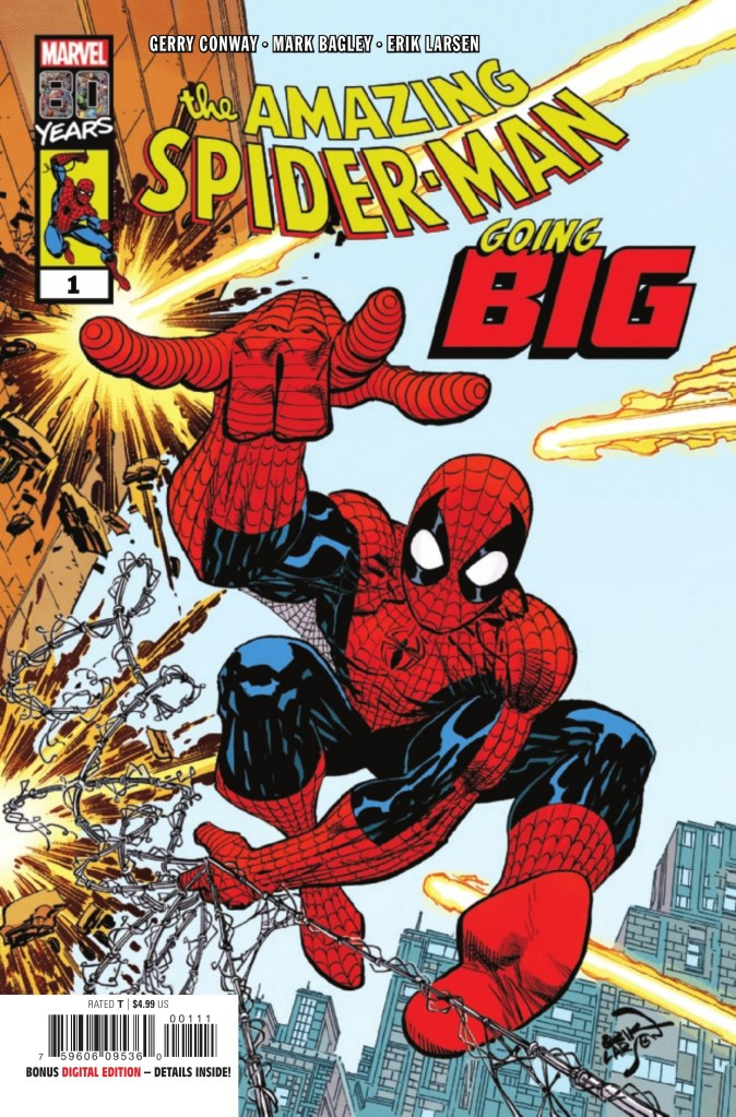 The Amazing Spider-Man: Going Big #1
