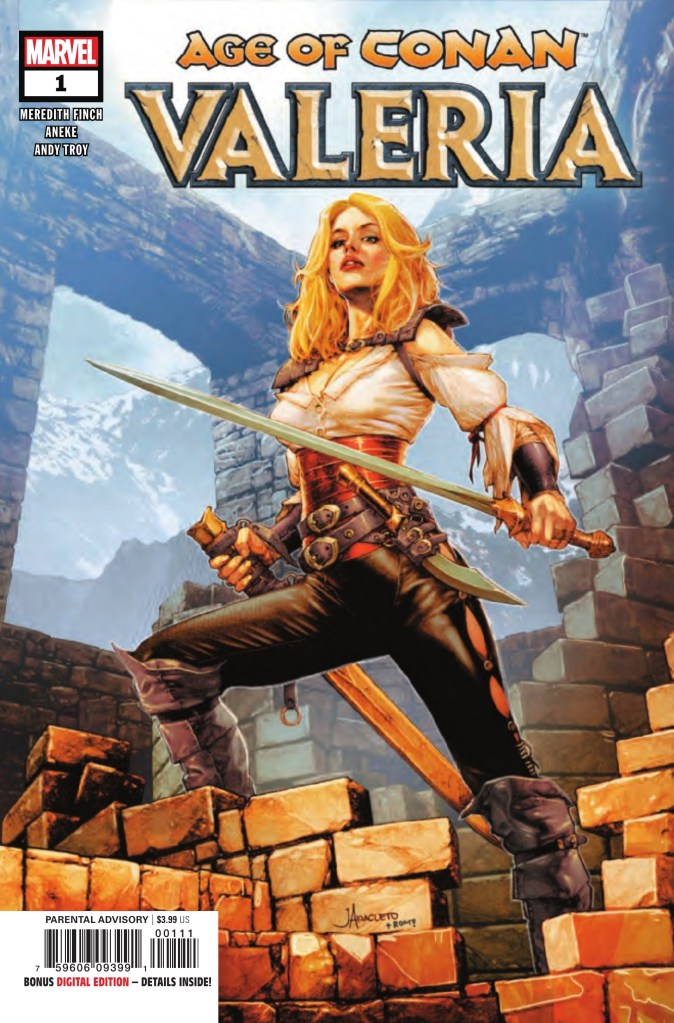 Age of Conan: Valeria #1 (of 5)