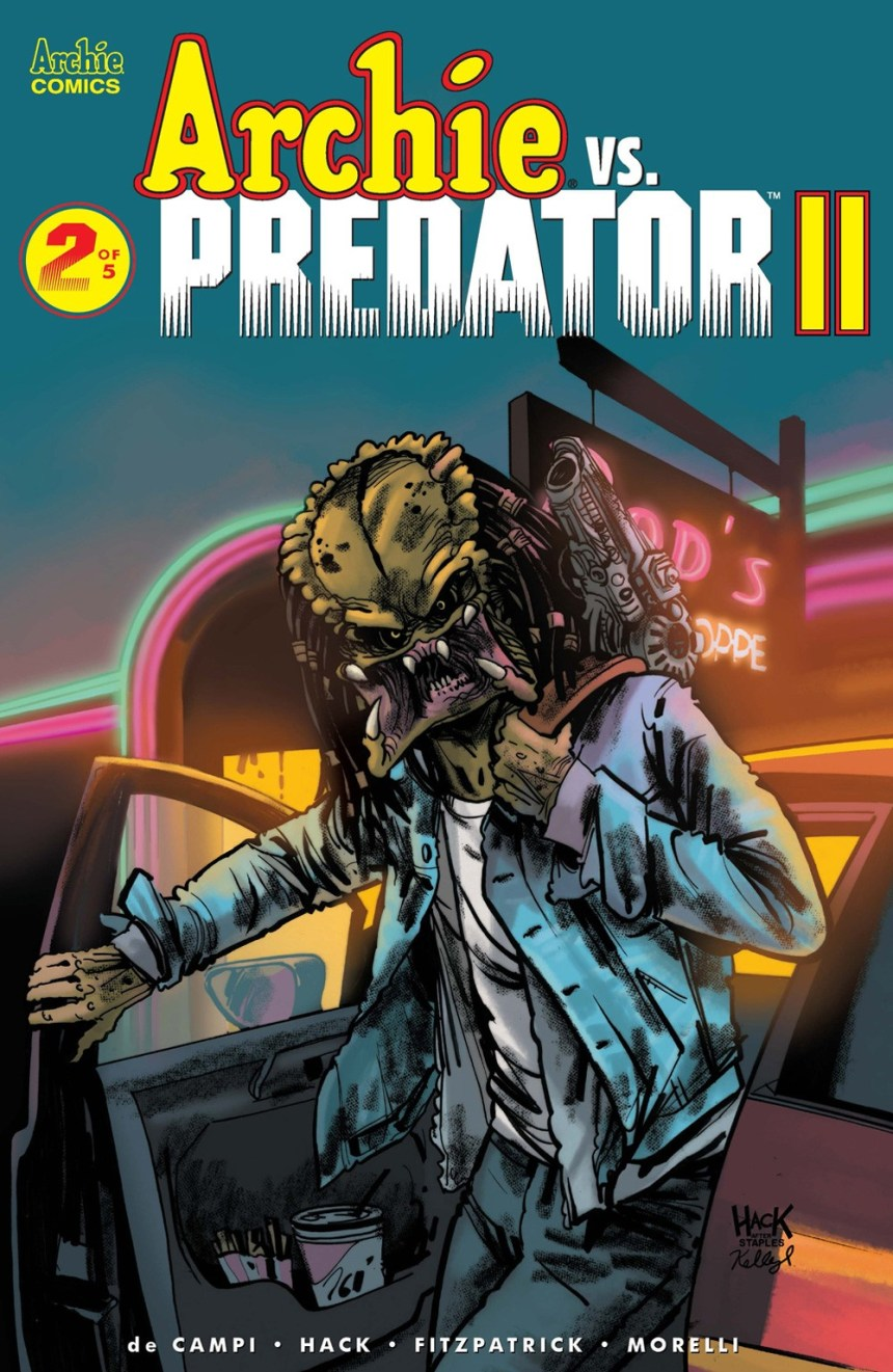 ARCHIE VS. PREDATOR 2 #2 (of 5)
