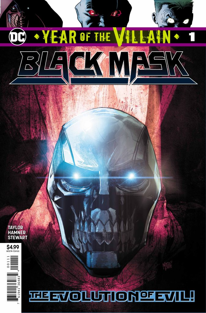 Year of the Villain: Black Mask