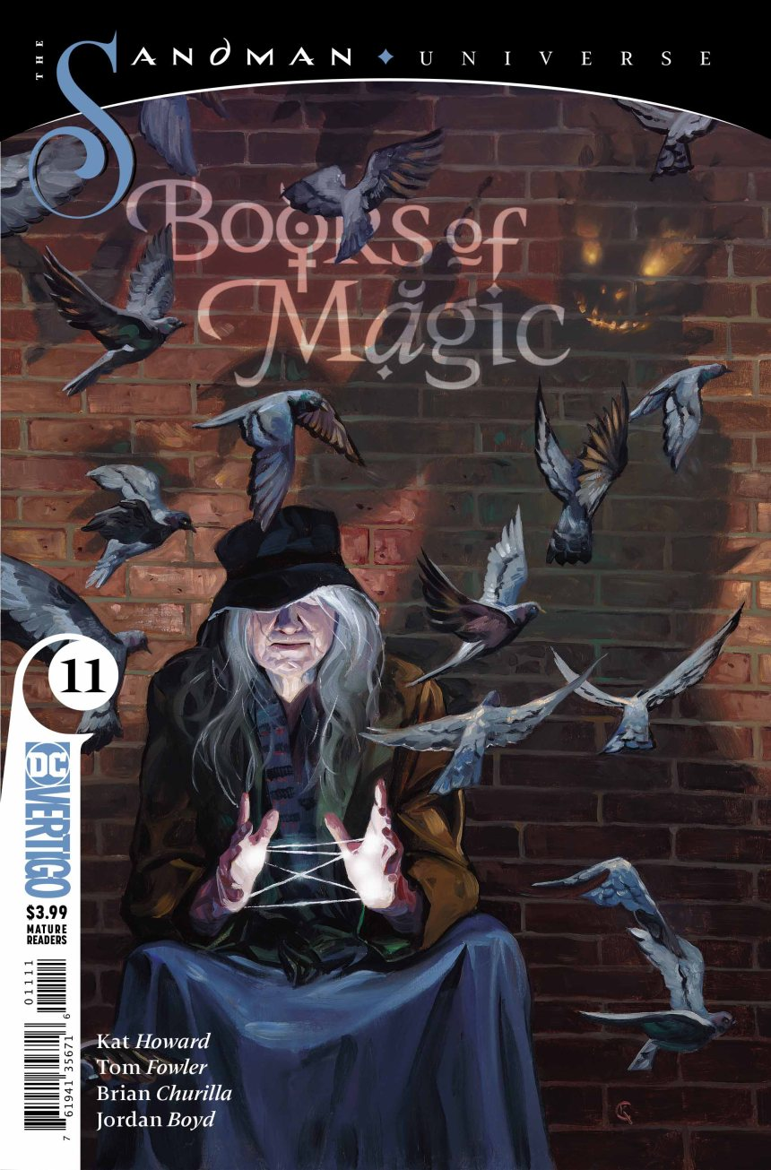 Books of Magic #11