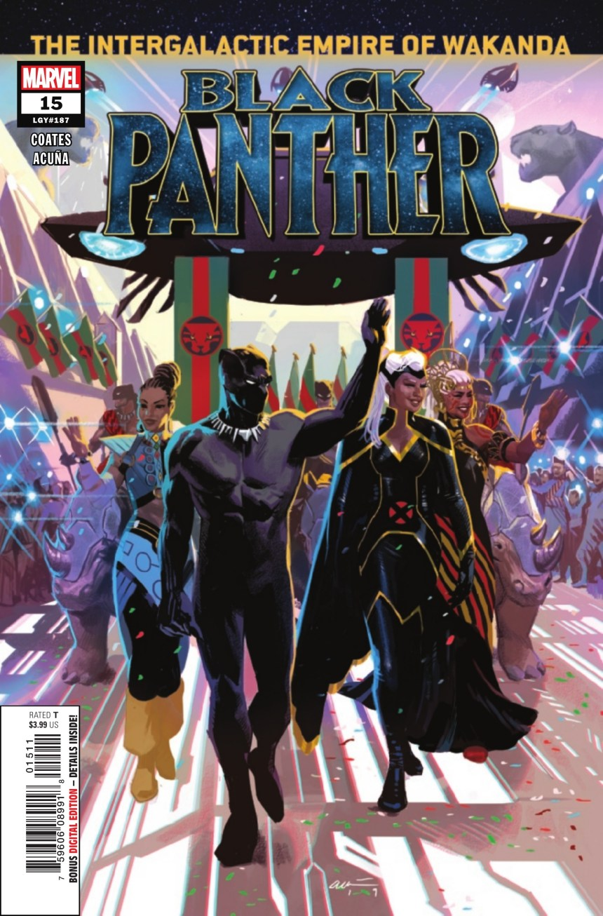 Black Panther #15
