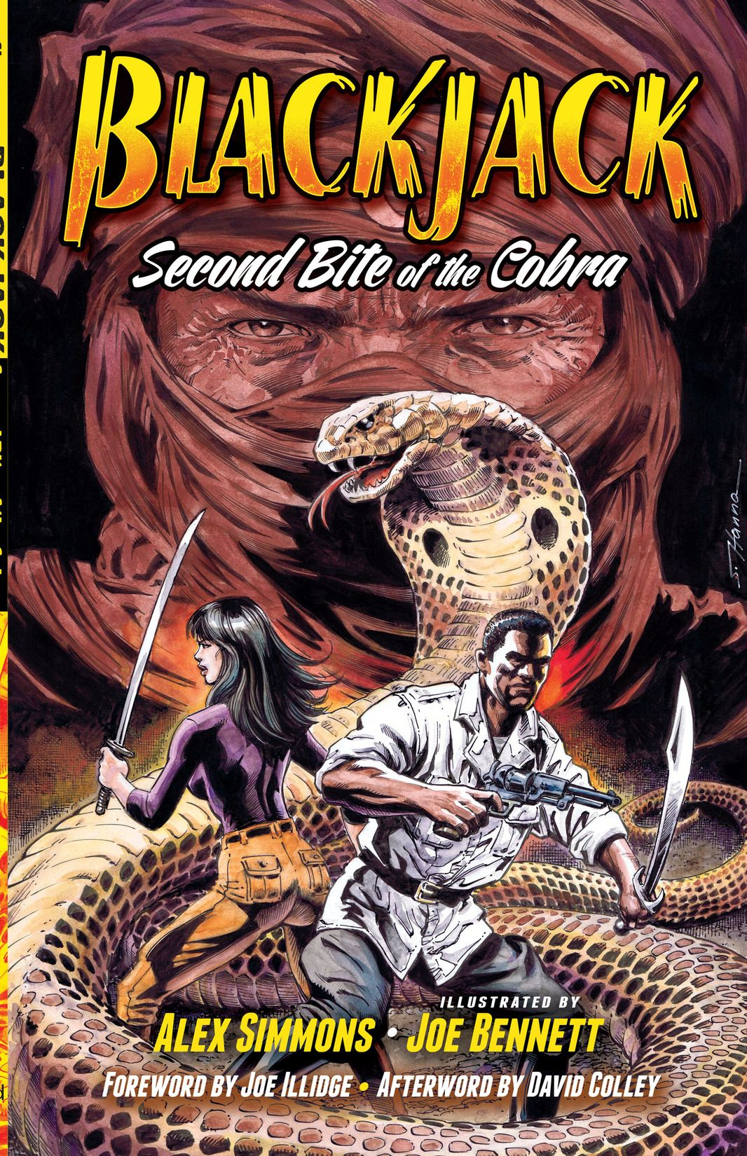 Review: Blackjack: Second Bite Of The Cobra