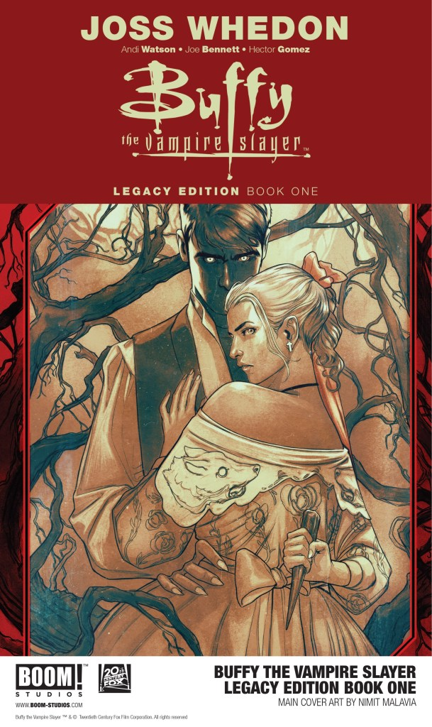 Buffy the Vampire Slayer: Legacy Edition Book One