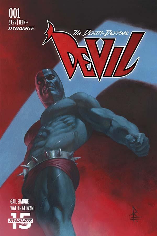 Death Defying Devil #1