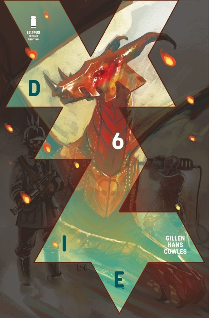 Die #6, second printing