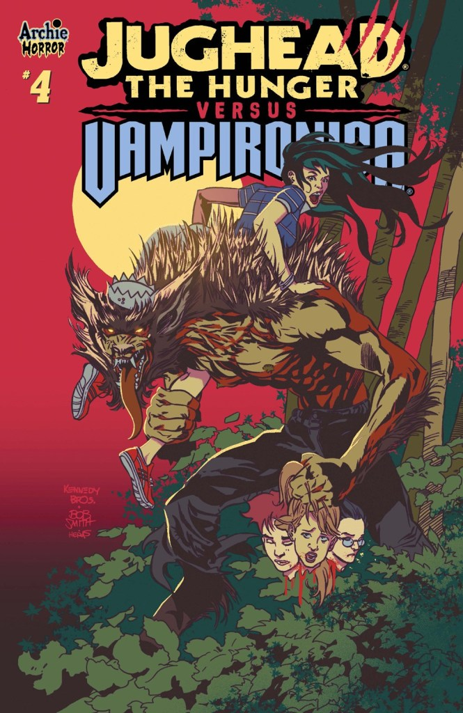 JUGHEAD: THE HUNGER VS. VAMPIRONICA #4