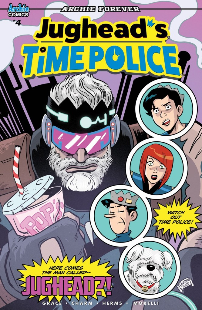 JUGHEAD'S TIME POLICE #4 (of 5)