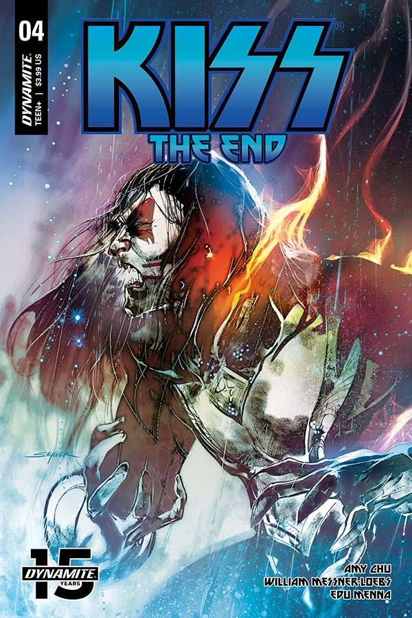 KISS: The End #4