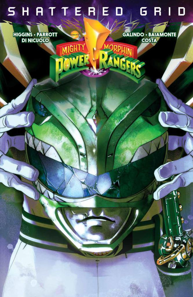 Mighty Morphin Power Rangers: Shattered Grid SC