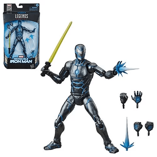 The Marvel Legends Stealth Suit Invincible Iron Man 6-Inch Action Figure - Exclusive