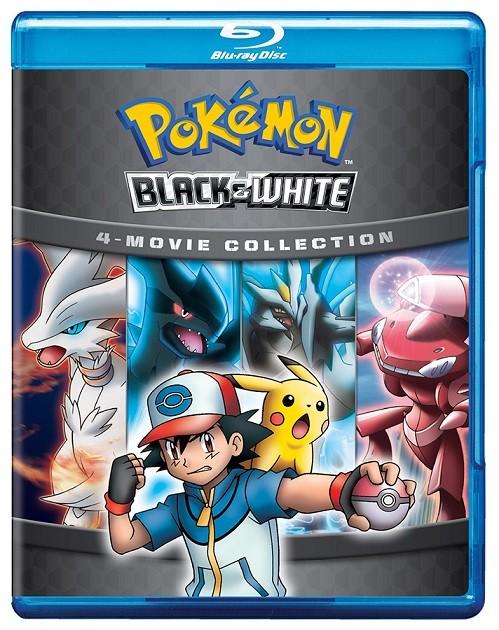 POKÉMON: BLACK & WHITE MOVIE COLLECTION